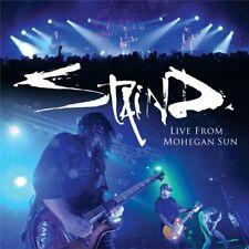 STAIND-LIVE FROM MOHEGAN SUN CD NEU