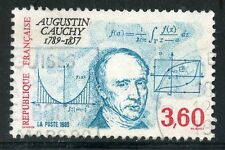 STAMP / TIMBRE FRANCE OBLITERE N° 2610 AUGUSTIN CAUCHY