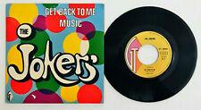 "The Jokers (28) – Get Back To Me   Vinyl 45 Giri 7"""