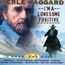 Merle Haggard - I'm a Lonesome Fugitive Compilation