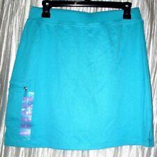 New  *JONES NEW YORK*  Sport Cotton Turquoise Tennis/Golf Skort,  Small
