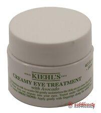Kiehl's Creamy Eye Treatment With Avocado .5oz/14g New&Unbox