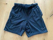 Nike Herren Shorts Kurze Hose Laufen Fitness Tennis anthrazit Größe M neu