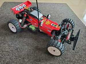 Tamiya Things At The Time Out Of Print Rc Tamtech Gear Hotshot 4Wd Gb-03 Chassis