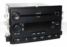 2006-2007 Ford Freestyle Five Hundred  AM FM 6 Disc mp3 CD Radio 6G1T-18C815-AC