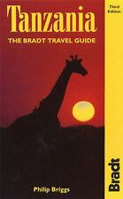 Tanzania: The Bradt Travel Guide (Bradt Travel Guide Tanzania), Briggs, Philip,