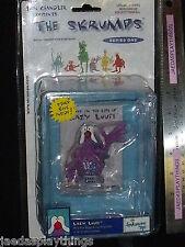 2004 Skrumps LAZY LOUIE Series 1 Action Figure New in Package