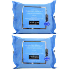 2 Pack - Neutrogena Makeup Remover Cleansing Towelettes Refill Pack, 25 Count