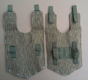 NVA Tasche für Klappspaten Spaten UTV Fallschirmjäger Soldat Grenze NVA DDR