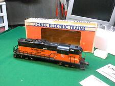 Vintage Lionel Trains O/O-27 Fallen Flags Milwaukee Road GP-9 Locomotive #18500