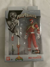 Bandai Power Rangers Legacy Collection Armored Red Ranger GameStop Exclusive NEW