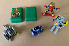 Mini Figures Mixed Lot Of Power Rangers