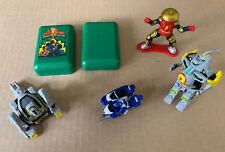Mini Figures Mixed Lot Of Power Rangers