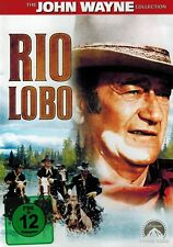 DVD - Rio Lobo - John Wayne & Jennifer O'Neal
