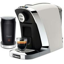 MAP Caffitaly BRAVISTA ESPRESSO BY SAECO Capsule Coffee Machine Milk Frother NEW