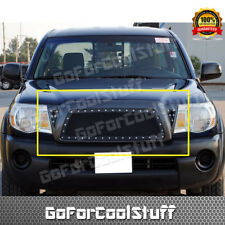 For Toyota Tacoma 2005 2006 2007 2008 2009 2010 Steel Black Mesh Grille Insert
