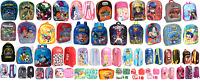 OFFICIAL CHILDREN'S  BOYS & GIRLS CHARACTER BACKPACK RUCKSACK LUNCH SCHOOL BAG