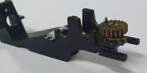 Hornby Live Steam A4 Motor Housing Bracket + Reversing Needle & Regulator Gear