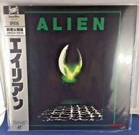 ALIEN  - LASERDISC - JAPAN EDITION *Rare
