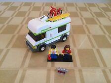 Lego City 7639 Camper 100% Complete + Instruction