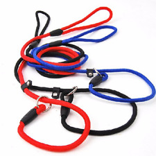 New Pet Dog Leash Nylon Lead Training Walk Adjustable Traction Collar Rope Chain