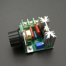 Dimmer Regolatore di tensione AC 220 V 2000 W SCR  luce, velocita' e altri usi
