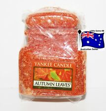 YANKEE CANDLE Autumn Leaves Easy to Clean Tart Melt Postage for ADDITIONAL