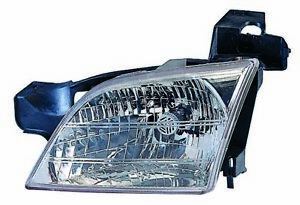 Headlight Assembly LH/Drive Fits 97 05 Chevrolet Oldsmobile Venture Silhouette