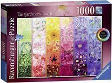 Puzzle 1000 Pz Pezzi the Gardener's Palette New by Ravensburger