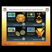 Peru 2005 - First Europa Postage Stamp Series Art - Sc 1482 MNH
