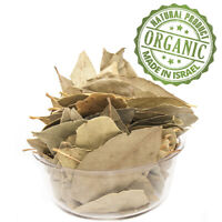 Organic Laurel Dried Whole Bay Leaf Premium Quality Dried Leaves Kosher Israel