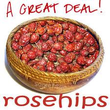 ☕ 90g (3.17oz) DRIED ROSE HIPS HERB TEA  ROSA CANINA ROSEHIP!