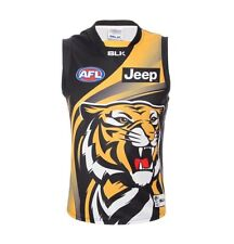 RICHMOND TIGERS 2014 AFL MENS NAB GUERNSEY NEW WITH TAGS