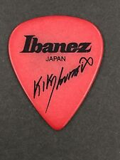 New Guitar Pick IBANEZ 1000KL-RD Kiko Loureiro from JAPAN