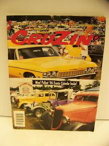CRUZIN MAGAZINE FEBRUARY 1996 PACIFIC NORTHWEST