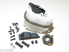 TKR5406 TEKNO RC NT48.3 NITRO TRUGGY FUEL TANK WITH TUBING HOSE AND MOUNTS