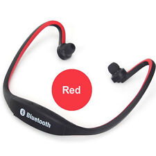 Universal Bluetooth Headset Stereo Headphones Handsfree for Running Workout Gym