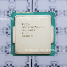 Intel Core i5-4670K (BX80646I54670K) SR14A CPU 5 GT/s/3.4 GHz LGA 1150 100% Work