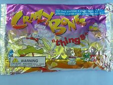 Crazy Bones THINGS Go Go's (characters 61-120) Item #00300 NIP (1 foil pack)