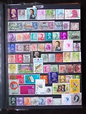 COLLECTION OF HONG KONG STAMPS