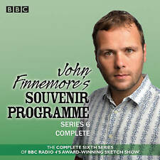John Finnemore's Souvenir Programme: Series 6: BBC Radio 4 comedy sketch show by