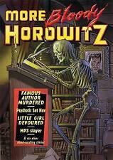 More Bloody Horowitz, Anthony Horowitz, New Book