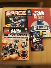 Star Wars R2-D2's Droid Workshop, Lego Brickmaster, Book and Space model
