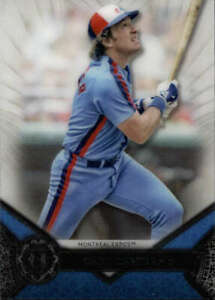 2017 Tribute #16 Gary Carter Montral Expos  BX T2L