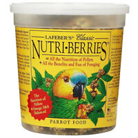 Lafeber Classic Nutri-Berries - Parrot Food