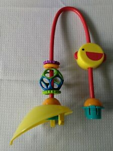 OBall Activity Center DUCK RINGS BAR TOY Bird Bounce O Bunch Replacement Part