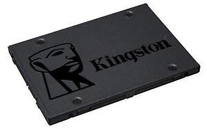 KINGSTON SOLID STATE DRIVE SSD 240GB A400 SATA-III SA400S37/240G