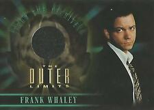 """Outer Limits Sex, Cyborg..: CC6 Frank Whaley """"Zig Fowler"""" Costume Card"""