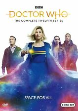Doctor Who The Complete Twelfth Series Dvd Season 12 Dvd Usa Seller