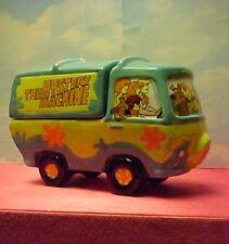 Vandor & Scooby Doo characters in the Mystery Machine Van salt & pepper shaker